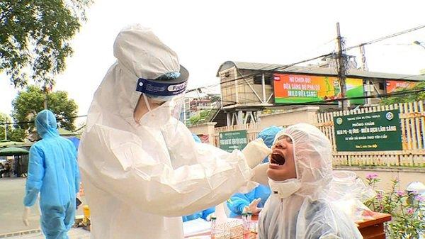 Thêm 4 ca mắc COVID-19, 1 người đi rất nhiều nơi và qua 3 bệnh viện ở Hà Nội