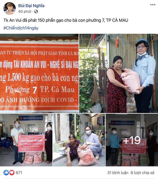 """""""mc quoc dan"""" dai nghia – nguoi nghe si cham chi, miet mai lam tu thien - 5"""