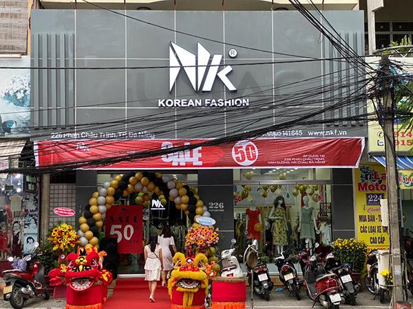 """nk fashion: thuong hieu thoi trang cong so danh tieng tren """"duong dua"""" thoi trang viet - 2"""