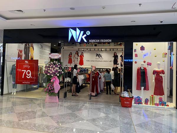 """nk fashion: thuong hieu thoi trang cong so danh tieng tren """"duong dua"""" thoi trang viet - 1"""