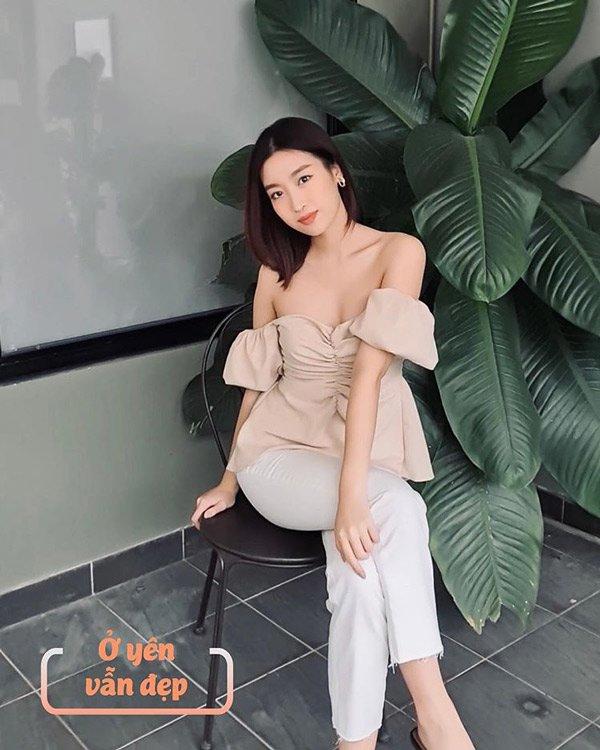 hoa hau thoi dich: pham huong, h'hen nie tu lam nuoc detox, do my linh diet mun tan goc - 11
