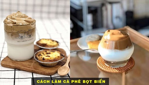 cach lam ca phe bot bien dalgona coffee thom ngon hot nhat - 5