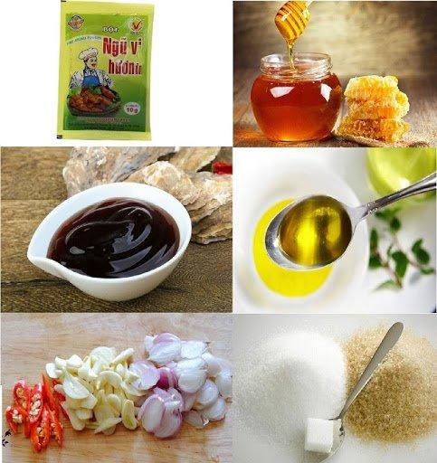 Cách làm gà nướng mật ong nguyên con đậm đà, thơm phức - 1