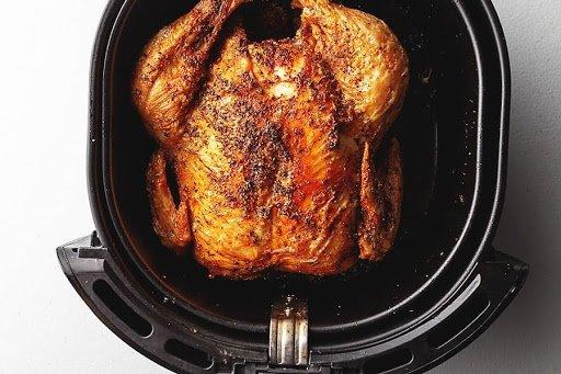 Cách làm gà nướng mật ong nguyên con đậm đà, thơm phức - 5