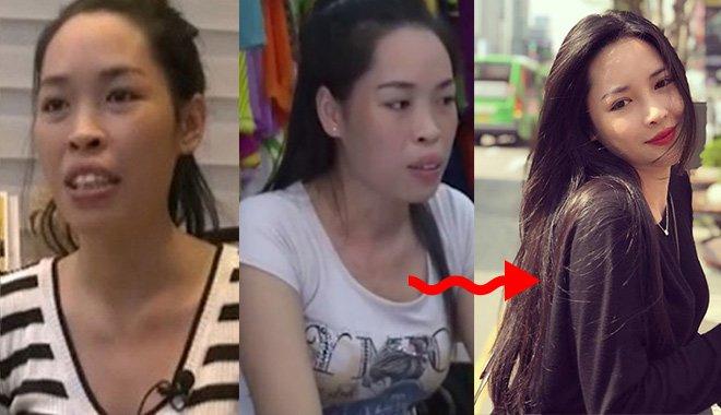 """nhung co gai """"lot xac"""" dai thanh cong sau phau thuat tham my: phuong thi no chua chac dan dau - 7"""