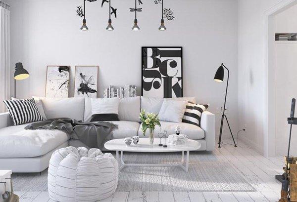 Những mẫu sofa đẹp nhất năm 2020, xây nhà mới nhất định phải mua ngay - 1