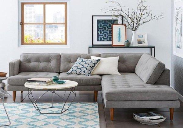 Những mẫu sofa đẹp nhất năm 2020, xây nhà mới nhất định phải mua ngay - 6