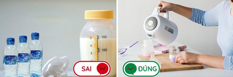 Bé 5 tháng tuổi nhập viện khẩn cấp vì bà dùng thứ nước này pha sữa công thức - 4