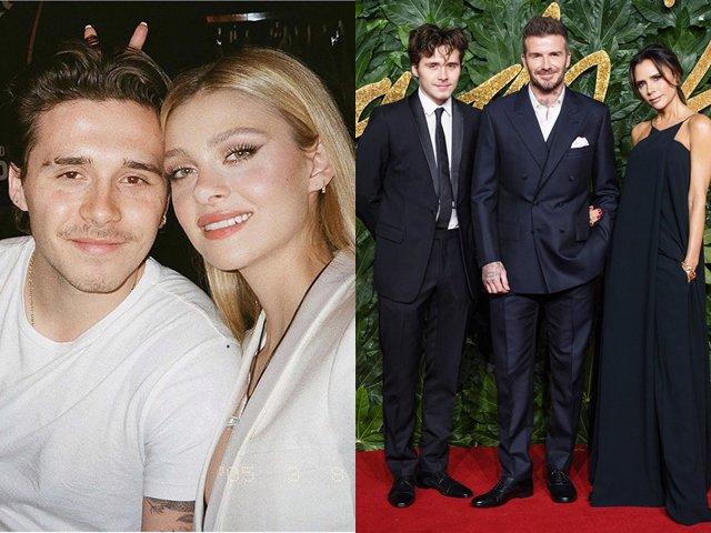 Gia thế bạn gái của con cả nhà Victoria: Bố tỷ phú giàu gấp 5 lần Beckham