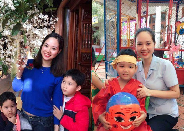 """cuoc song xa roi hao quang cua hoa hau viet nam tung vuong scandal """"bat coc"""" khi hoc lop 12 - 16"""