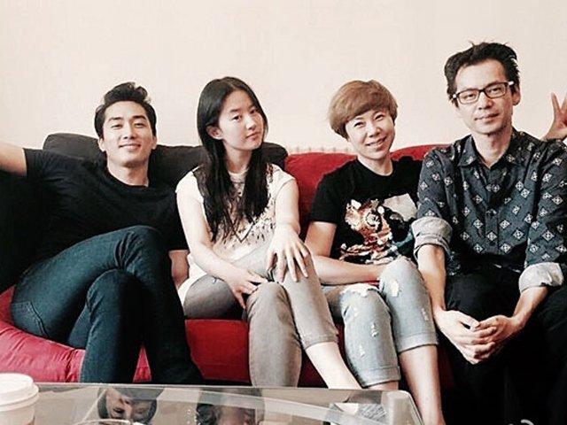 Song Seung Hun dính tin vương vấn Lưu Diệc Phi, nhà trai giải thích do trượt tay