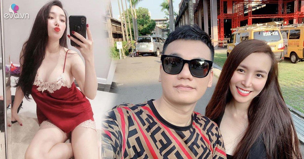 Vợ nóng bỏng của Khắc Việt bầu đôi: Chồng thử 6 que mới tin, 3h sáng luộc gà cho vợ
