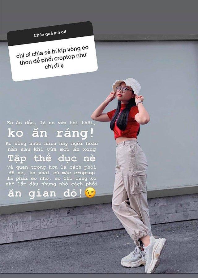 "cau than chu ""khong an rang"" duoc phuong my chi, btv mai ngoc dung giam can co gi than ky? - 1"