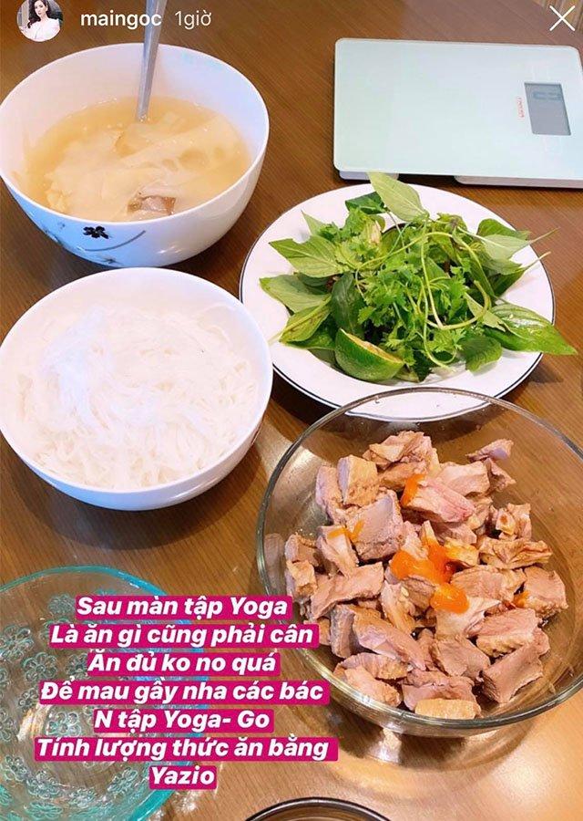 "cau than chu ""khong an rang"" duoc phuong my chi, btv mai ngoc dung giam can co gi than ky? - 4"
