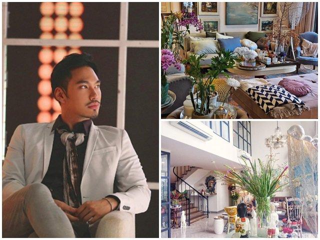 Cận cảnh căn hộ triệu đô của cháu trai gia tộc giàu nức tiếng Sài Thành - Lý Quí Khánh