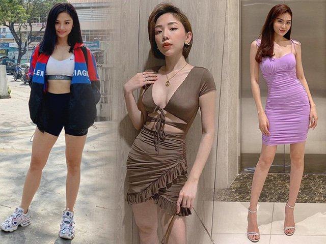 Nhịn ăn giảm cân: Ninh Dương Lan Ngọc-Miu Lê trả giá đắt, Tóc Tiên vẫn có body nuột vì đâu?