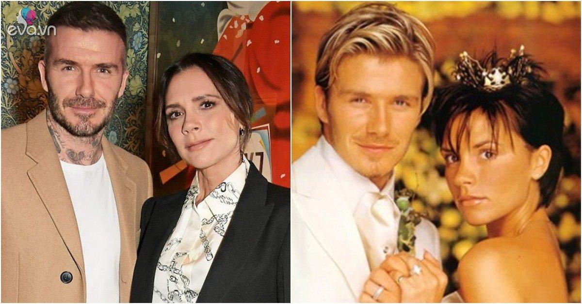 Biết Beckham hôn người khác khi mình mang bầu con cả, Victoria đã phản ứng khiến chồng méo mặt