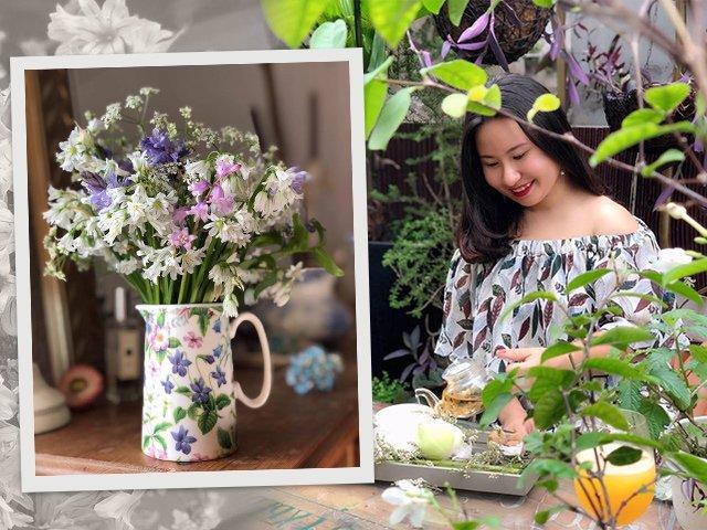 Mẹ Việt ở Đức tiết lộ công thức cắm hoa 1000 năm sau áp dụng vẫn ngon lành