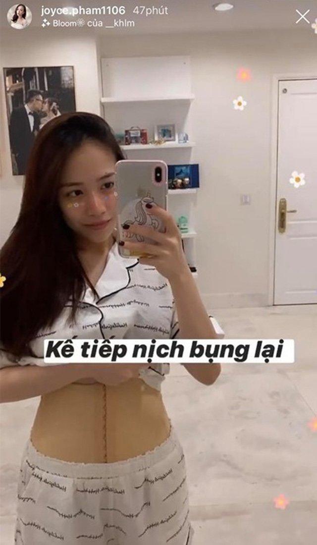 Con gái đại gia Minh Nhựa thăng hạng sắc vóc sau sinh nhờ loạt bí quyết chăm da dáng - 11