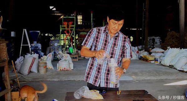 nguoi thai diet tram con gian chi voi mot chai nhua, ca the gioi nhin muon hoc theo - 5