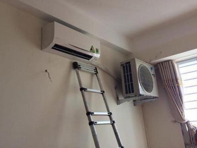 Đầu mùa lắp cục nóng điều hòa sai quá sai thế này đừng hỏi vì sao tiền điện tăng vọt