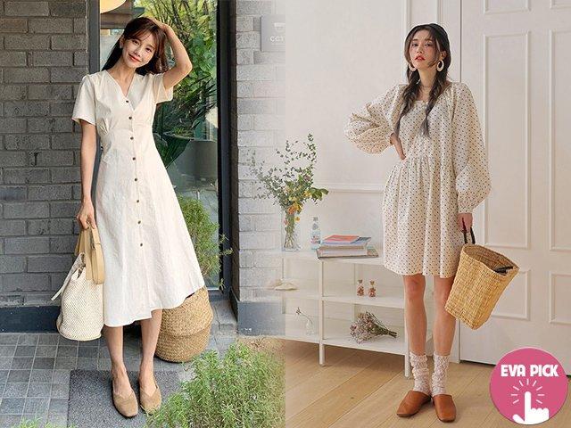 Váy đầm mùa hè nhiều vô kể, muốn giấu bụng khoe eo thon nàng nên diện 7 item sau