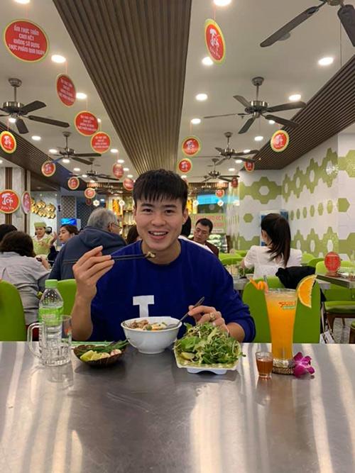 Duy Mạnh ước gì được bay ra Đà Nẵng ngay để thưởng thức ẩm thực Trần - 6