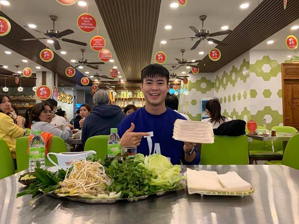 Duy Mạnh ước gì được bay ra Đà Nẵng ngay để thưởng thức ẩm thực Trần - 3