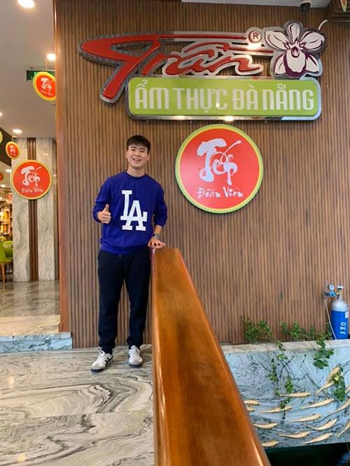 Duy Mạnh ước gì được bay ra Đà Nẵng ngay để thưởng thức ẩm thực Trần - 5