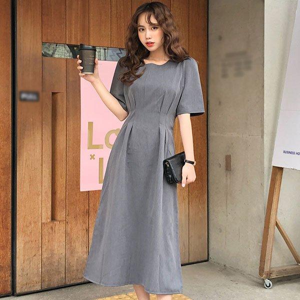 Mẹo chọn váy liền theo vóc dáng để nàng ghi điểm trong mắt đồng nghiệp - ảnh 5