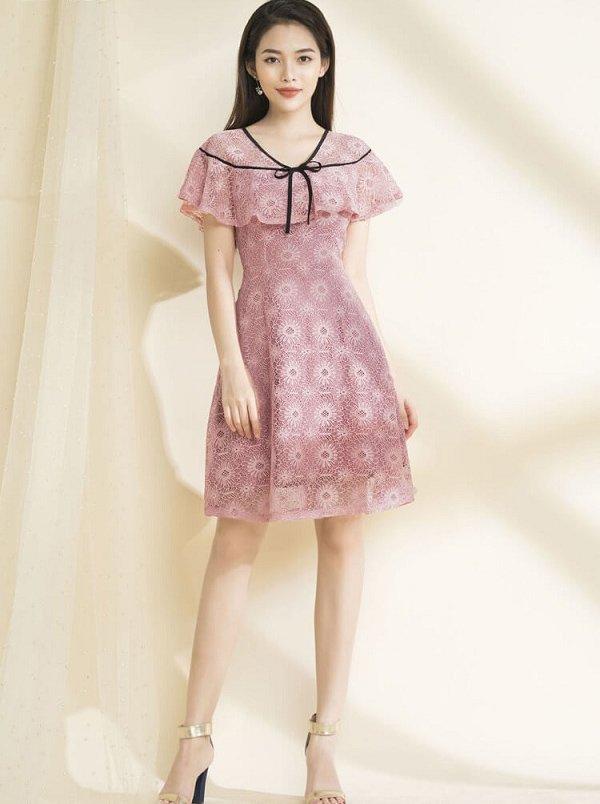 Mẹo chọn váy liền theo vóc dáng để nàng ghi điểm trong mắt đồng nghiệp - ảnh 13