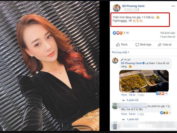 """hi hui giam can xong, phuong oanh gio day lai than """"hoi gay"""", lam sao de can bang voc dang? - 6"""