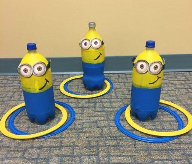Tận dụng đồ bỏ đi trong nhà làm 5 đồ chơi cực thú vị cho bé - 6