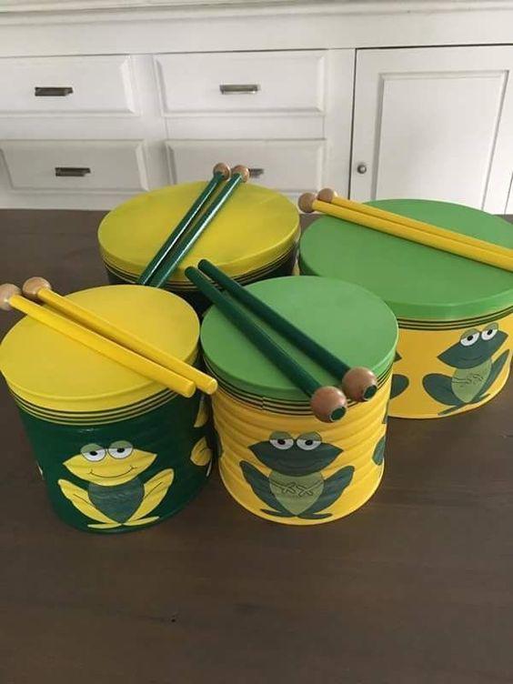 Tận dụng đồ bỏ đi trong nhà làm 5 đồ chơi cực thú vị cho bé - 9