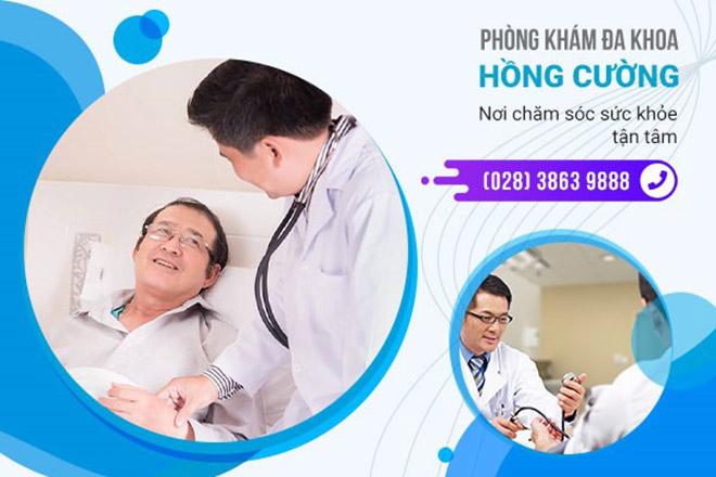 Dịch vụ khám bệnh ngoài giờ uy tín tại Phòng khám Đa khoa Hồng Cường - 3