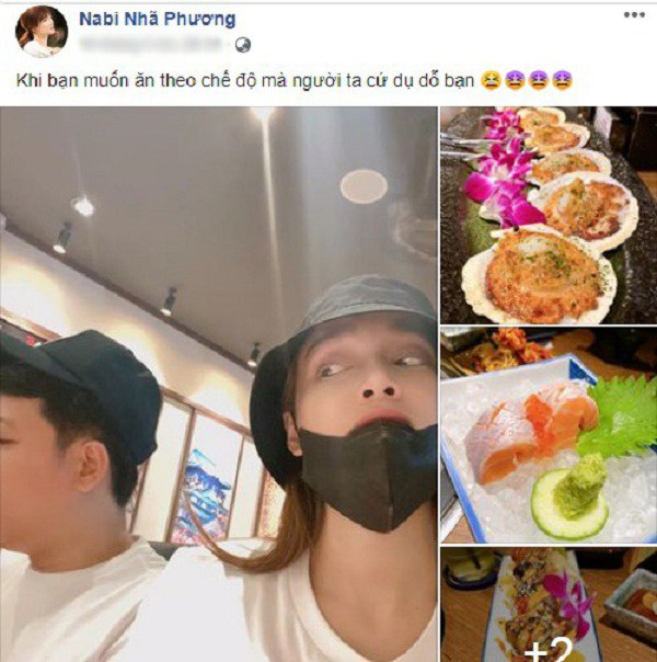 chang can nhin an ma van co eo thon nhu nha phuong, dau la bi quyet danh cho chi em? - 4