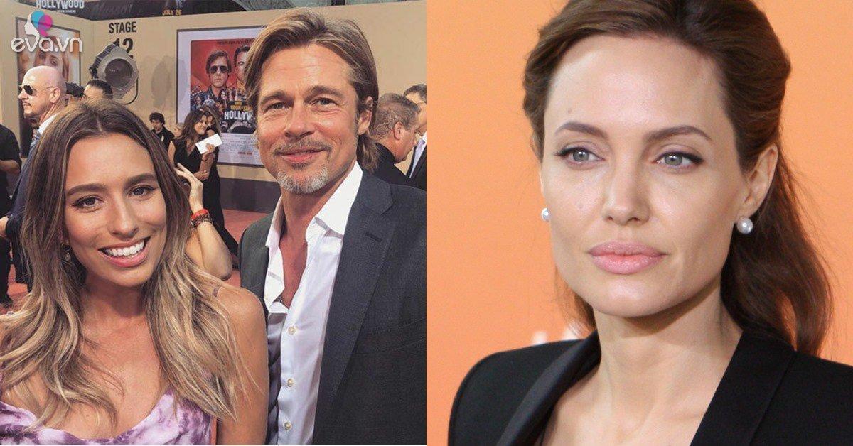 Nhan sắc cô bạn gái mới dính tin cặp kè Brad Pitt, ai cũng so sánh với Angelina Jolie