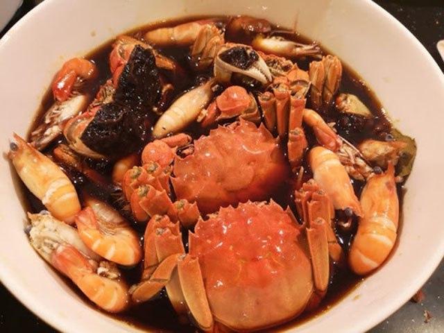 6 món ăn chứa nhiều ký sinh trùng nhất, trong đó loại đầu tiên chứa đến 6000 con
