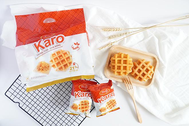 Khám phá Karo trứng tươi chà bông – chiếc bánh được cộng đồng yêu thích - 1