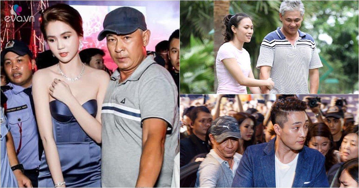 Dân mạng xúc động với chia sẻ của Lão Phật gia Tùng Yuki, vệ sĩ được sao Việt kính nể