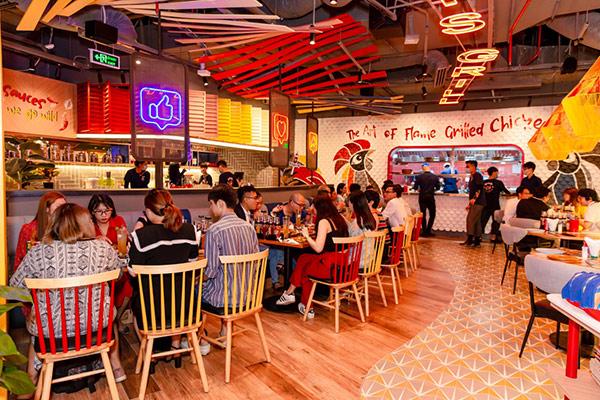 Chickita khai trương chi nhánh thứ 4 tại Crescent Mall, Quận 7 - 5