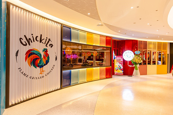 Chickita khai trương chi nhánh thứ 4 tại Crescent Mall, Quận 7 - 1