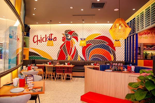 Chickita khai trương chi nhánh thứ 4 tại Crescent Mall, Quận 7 - 2
