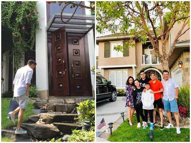 3 căn nhà của Đàm Vĩnh Hưng: Biệt thự bên Mỹ chưa bằng cung điện 60 tỷ ở Việt Nam