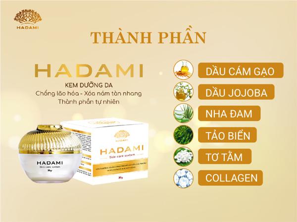 4 lý do nên chọn kem chống lão hoá Hadami - 1