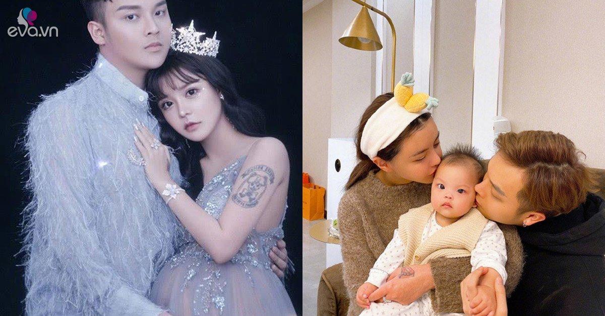 19 tuổi có bầu, hotgirl sinh năm 1999 khoe ảnh chồng con, dung mạo bé gái mới đáng bàn