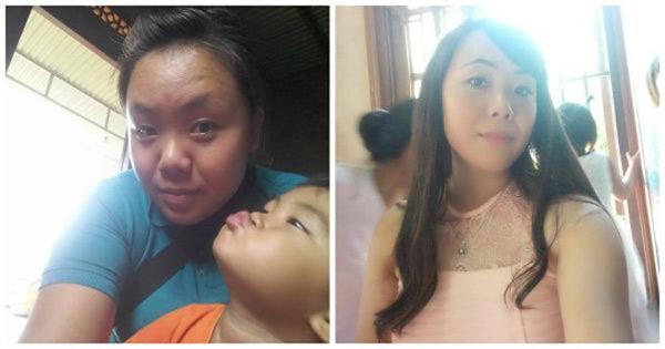 """Từng nặng 96kg, bà mẹ Hà thành tiết lộ động lực giúp chị có màn """"lột xác"""" ngoạn mục - 2"""