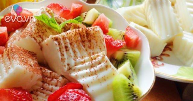 6 món sữa chua tuyệt ngon, ăn đến đâu mát đến đó tha hồ giải nhiệt mùa hè