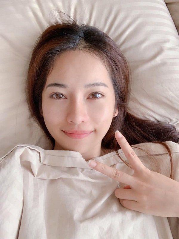 Bầu song thai đã 4 tháng, bà xã Dương Khắc Linh vẫn giữ nguyên làn da láng mịn, tươi tắn - 7