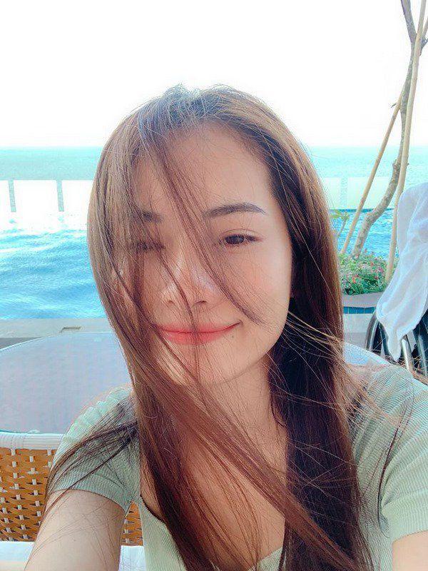 Bầu song thai đã 4 tháng, bà xã Dương Khắc Linh vẫn giữ nguyên làn da láng mịn, tươi tắn - 6